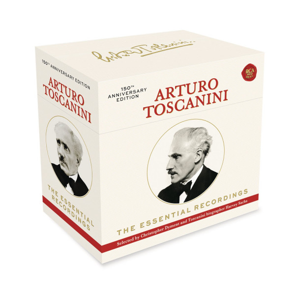 Arturo Toscanini : the essential recordings